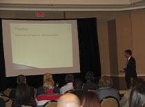 Dr. Marcelo Lancman introduce el programa de epilepsia 2014