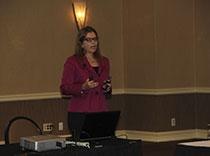 Dra. Myers introduce el programa de crisis psicogenicas