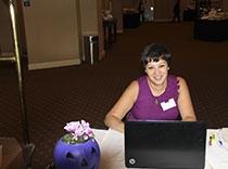 Gracias Lucy por tu trabajo en la conferencia de epilepsia