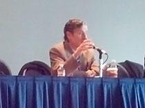 Dr. Klein habla de armar un consorcio de centros de epilepsia en USA