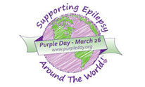 Dia Purpura para la epilepsia title=